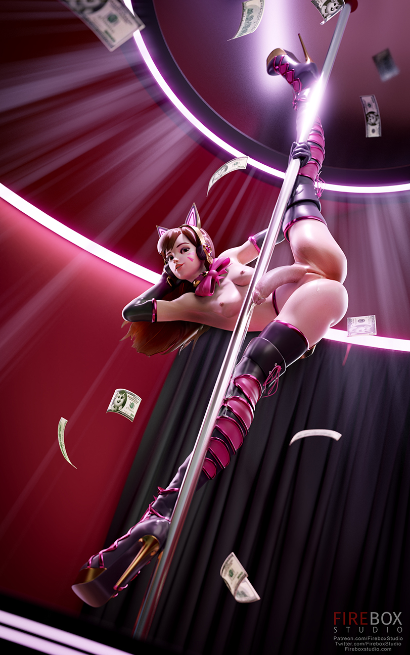 Stripper D.Va Futa
