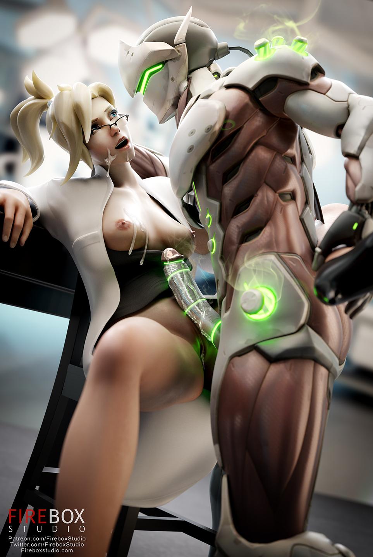 Genji & Mercy